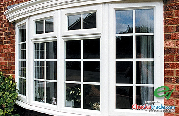 conservatory and windows for house in NG20 9